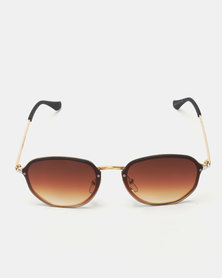 UNKNOWN EYEWEAR Idaha Sunglasses Brown