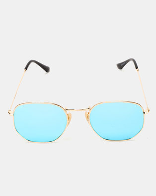 UNKNOWN EYEWEAR Tomison Sunglasses Blue