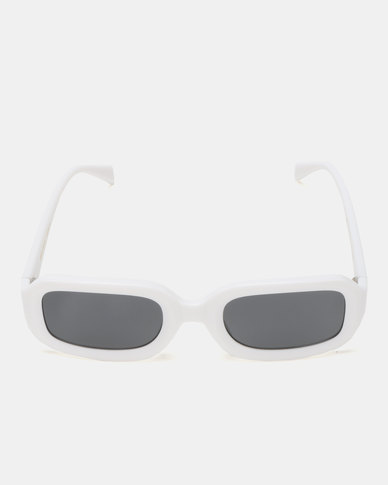 UNKNOWN EYEWEAR Rubicon Sunglasses White