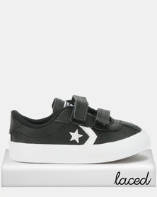 Converse Breakpoint Pu Glp Ox I Sneakers Black