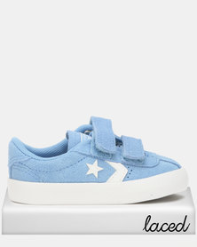 Converse Breakpoint 2V Suede Ox I Sneakers Blue