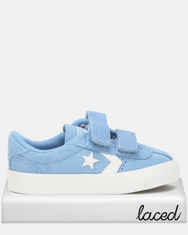 e65fc96d5b0 Converse Breakpoint 2V Suede Ox I Sneakers Blue