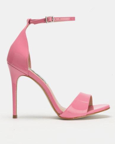 9b4051325b6 Steve Madden Britt Heels Pink Patent
