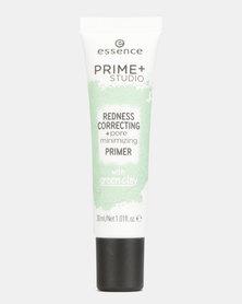 Essence Prime+ Studio Redness Correcting + Pore Minimizing Primer