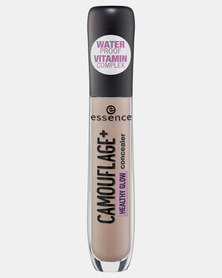 Essence Camouflage + Healthy Glow Concealer 20