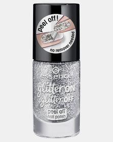 Essence Glitter On Glitter Off Peel Off Nail Polish 01