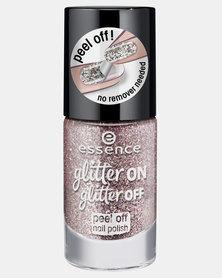 Essence Glitter On Glitter Off Peel Off Nail Polish 02