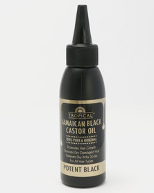 Tropical Jamaican Black Castor Oil 100ml
