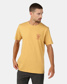 Billabong Sun Tee Yellow