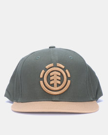 Element Knutsen Cap Green