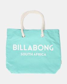 Billabong Essential Beach Bag Green