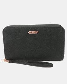 Billabong Bohemian Travel Wallet Black