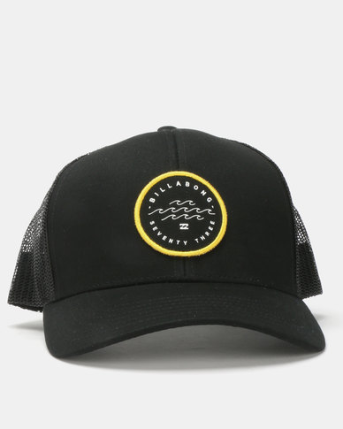 Billabong Walled Trucker Phantom Black  023b4c55cef