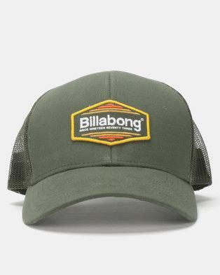 6032d1f9a07 Billabong Walled Trucker Military Green