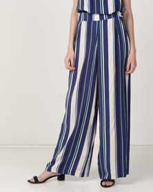 Good Clothing Wide Pants Stripe Multi