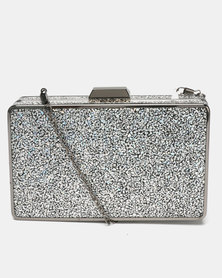 Blackcherry Bag Sparkle Clutch Black