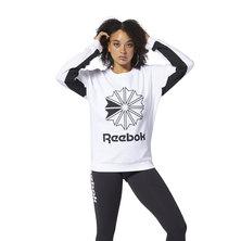 French Terry Big Logo Crew Sweatshirt