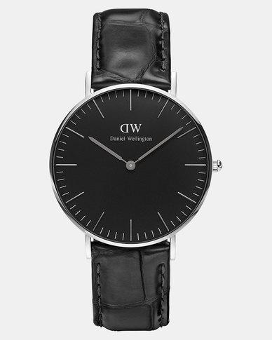 0e1a232ec Daniel Wellington Women Classic Black Reading 36mm Watch Dw00100147