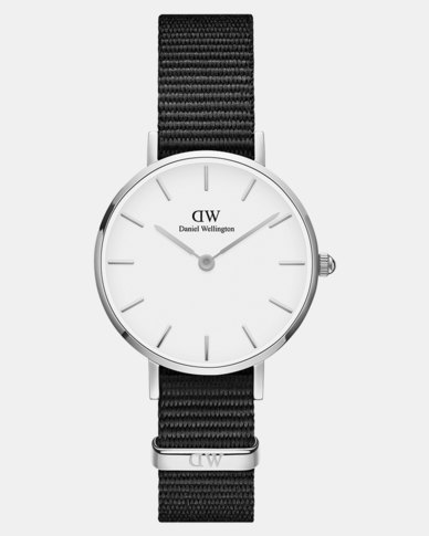 10a272204cc4 Daniel Wellington Women Classic Petite Cornwall 28mm Watch DW00100252 Silver -plated