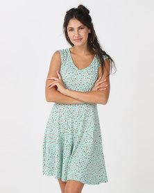 Utopia Dress Mint