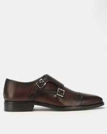 Roberto Morino Mauritzio 5 Lea Formal Shoes Brown