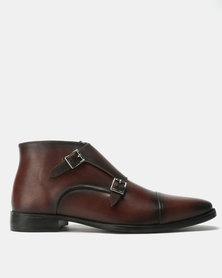 Roberto Morino Sanjo 15 Lea Boots Brown