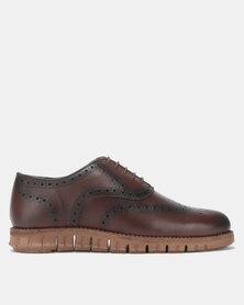 Roberto Morino Massino 1 Formal Shoes Brown