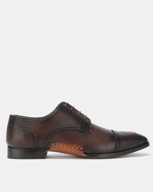 Roberto Morino Miguel 6 Shoes Brown