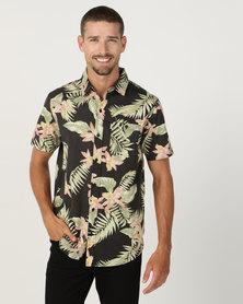 Rip Curl Alfie Short Sleeve Shirt Multi