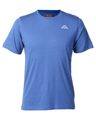 Kappa Unisex Basic T-Shirt Blue