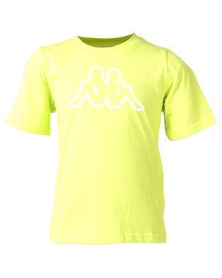 Kappa Cromen T-Shirt Lime Punch