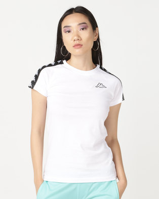 newest style outlet online fresh styles Kappa T-Shirts | Online In South Africa | Zando