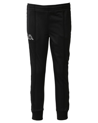 Kappa 222 Banda Arib Slim Pants Black