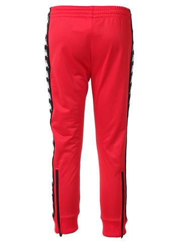 Kappa Banda Arib Slim Pants Dark Red/Black
