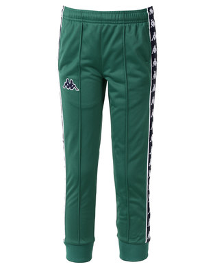 Kappa 222 Banda Arib Slim Pants Green/Blue/White