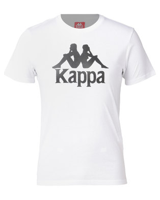 Kappa Unisex Authentic Estessi Tee White