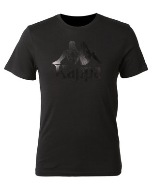 Kappa Unisex Authentic Estessi Tee Black