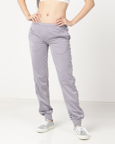 Kappa 222 Banda Wrastoria SF Pants Violet/White