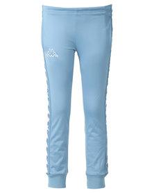 Kappa 222 Banda Wrastoria SF Pants Blue/White