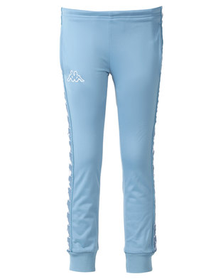 Kappa 222 Banda Wrastoria SF Pants Blue/White