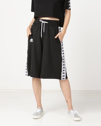 Kappa Banda Authentic Anah Shorts Black