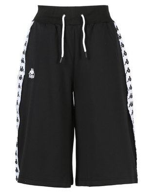 Kappa Banda Authentic Anah Shorts Black