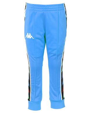 Kappa Banda Rastoria Pants Blue/White