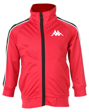 Kappa Banda Anniston Jacket Y Jacket Red/White