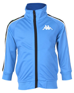 Kappa Banda Anniston Jacket Blue/White