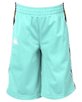 Kappa Banda Kiwdell Shorts Green Caca/White