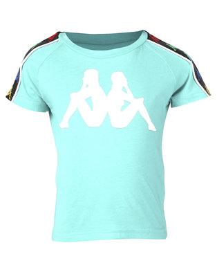 Kappa Banda Coen T-Shirt Green