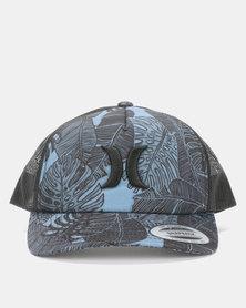 Paradise Winds Trucker Hat Blue