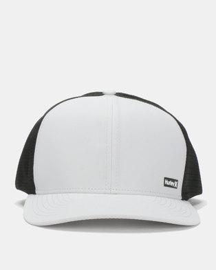 size 40 6fc7b c5fa9 Hurley League Hat White