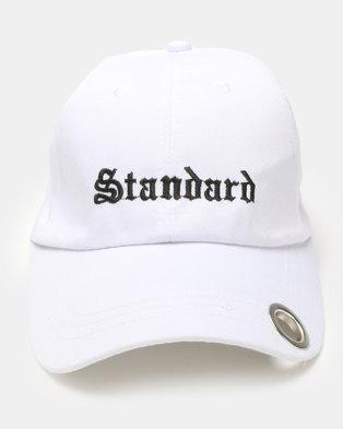 Utopia Standard Cap White